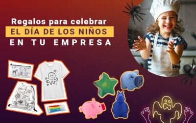 Top 5: Regalos para celebrar el día de los niños en tu empresa